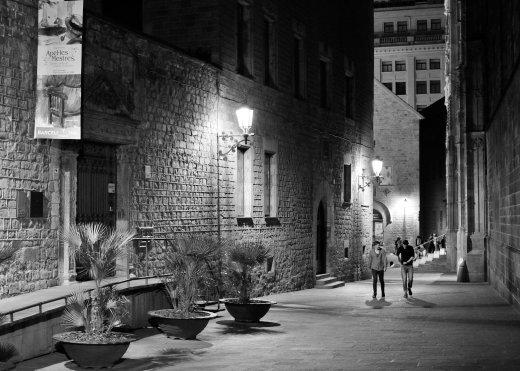 Callejon barcelona